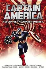 Captain America : Return of the Winter Soldier Omnibus (2015, Hardcover)