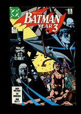 BATMAN 436 2ND PRINT (9.8) 1ST APP TIM DRAKE ROBIN RED ROBIN  DC (B053)