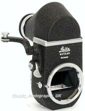 Visoflex II + OTXBO Finder - LEITZ Accessory Turning Leica Rangefinder into SLR