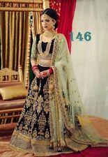Wedding Wear Bridal Lehenga Choli Women Indian Pakisatani Lengha Ethnic LG-146