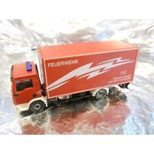 ** Wiking 06060436 Man TGi Fire Service Lorry 1:87 HO Scale