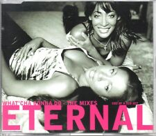 ETERNAL - WHAT'CHA GONNA DO - THE MIXES CD SINGLE - MINT
