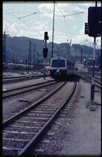 35mm slide+© ÖBB Österreichische Bundesbahnen 6020.02 Innsbruck Austria 1981 ori