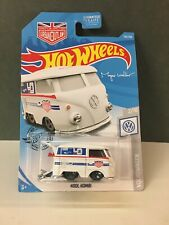 Hot wheels 2019 White Kool Kombi