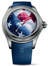 Corum Big Bubble 52 Flag Automatic American Flag Mens Watch 403.101.04/0373 US01