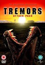 Tremors: 1-4 (Box Set) [DVD]
