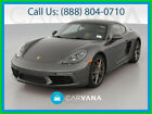 2019 Porsche Cayman S Coupe 2D 2019 Porsche 718 Cayman S Coupe 2D Coupe