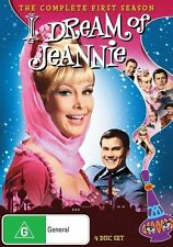 I Dream Of Jeannie : Season 1 (DVD, 2016, 4-Disc Set) Like New
