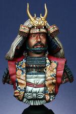 SK Miniatures (Former Ademola) Takeda Shingen Samurai 1/9th Bust Unpainted kit