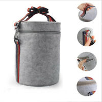Portable Lunch Bag Thermal Insulated Cool Bag Picnic Bags School Lunchbox Bags