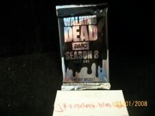 2018 Topps Walking Dead Season 8 Guaranteed Lucille Bat Relic Medallion Hot Pack
