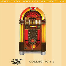 MOFI Collection 1 Gold CD Numbered Limited Ed Gold Disc MFSL Mobile Fidelity NEW