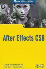 After effects CS6. NUEVO. Nacional URGENTE/Internac. económico. INFORMATICA
