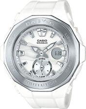 G-SHOCK Baby-G BGA220-7A Women Wrist Watch Silver Grey White