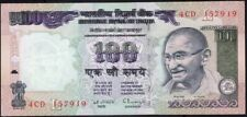 Rs 100/- India Banknote Massive  DOUBLE IMPRESSION ERROR IN THE FRONT,RARE