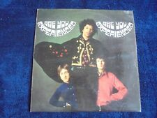 The Jimi Hendrix Experience - Are You Experienced 1967 UK LP MONO 1st PSYCH