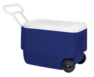 Igloo Kühlbox Eisbox 38 QT Wheelie Cool mit rollen