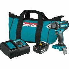 "Makita XFD131 18v LXT Lithium Ion Brushless Cordless 1/2"""" Driver Drill Kit"