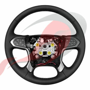 2014-2020 Silverado Suburban Tahoe GM Heated Steering Wheel & FCA 84483796