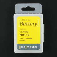 ProMaster NB-5L Replacement 1300mAh Lithium-Ion Battery Pack (5691) #Q46