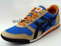 Asics Onitsuka Tiger Ultimate 81 royal blue black orange mens vegan shoes NIB