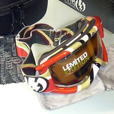 Electric EG.5 Snow Goggles &More-LS/MFT Frame/Orange w Silver Chrome Mirror Lens