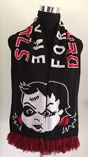 Fort Wayne DERBY GIRLS Roller Derby Scarf