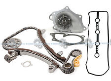 05-12 SCION tC xB 2AZFE 2.4L TIMING CHAIN KIT + WATER PUMP + VALVE COVER GASKET
