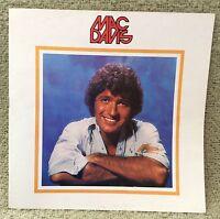 VINTAGE MAC DAVIS 1976 CONCERT / TOUR PROGRAM BOOK