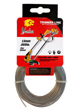 Brilliant Value, 1 x +-1.6mm x 15m Round Heavy Duty Strimmer Line (Buy 3 Get 4)