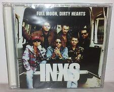 CD INXS - FULL MOON, DIRTY HEARTS - SEALED - SIGILLATO