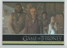 2013 Rittenhouse Game of Thrones Season 2 Foil #20 A Man Without Honor Card 0v7