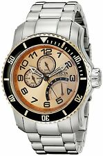 Invicta Pro Diver Stainless Steel  Mens Watch 15338