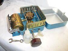 Optimus 8R CLONE?? small folding miniature kerosene hiking / camping stove.