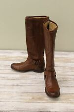 Frye Phillip Harness Tall Women's First Walker Shoes size 7.5B