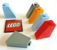LEGO Slope 1x2x2 (65°) (Packs of 4) Choose Colour - Design ID 60481