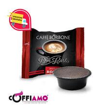 Caffè Borbone Don Carlo Miscela Rossa per Lavazza a Modo Mio - 100 Capsule