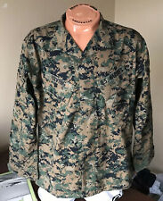 USMC Blouse Marpat Camo Lance Corp Large Regular