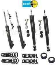 For Mercedes W124 Heavy Duty Rear Shocks & Front Struts Springs Shims 13mm Kit
