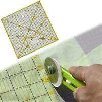 Transparent Quilting Sewing Patchwork Ruler Cutting Tools DIY Craft Tailor R9E6