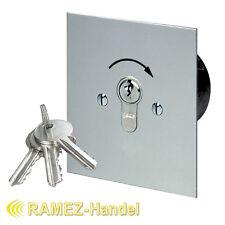 geba Schlüsseltaster Schlüsselschalter Tor Antrieb Motor Garagentor MSR1-1T