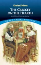 New listing The Cricket on the Hearth: and Other Christmas Stories (Dover Thrift Editions)