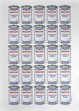 BANKSY Tesco Value Tomato Soup Can Poster un-signed cans Print  *MINT*
