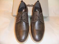 KENNETH COLE Fun Mode Brown Leather Lace Up Oxford Comfort Size 10 EU 43 NIB $85