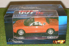 MINICHAMPS DIE-CAST 1/43 SCALE THE BOND FORD 03 THUNDERBIRD DRIVEN BY JINX
