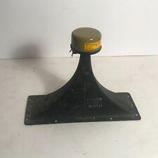 Vintage Magnavox 580088-1 metal horn tweeter