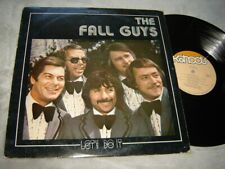 The Fall Guys - Let's Do It LP Kahoots Penn private lounge w/ Rockford Files