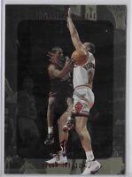 1997-98 SP Authentic Allen Iverson Card No 104