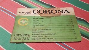 z02 owners manual glovebox toyota corona rt40 12r coupe ute sedan