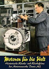 Motoren für die Welt - Nicolaus August Otto, Deutz AG, Werks- Werbefilme DVD NEU